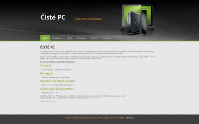 Jak vyčistit počítač Vám poradíme na webu Čisté PC.