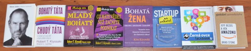 Důležité knihy pro každého podnikatele